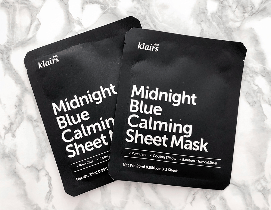 Klairs Midnight Blue Calming Cream Review