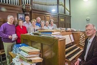 organ and choir sacred heart Roscommon