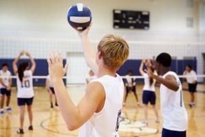 Volleyball insurance