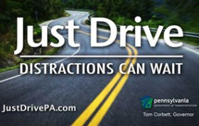 Pennsylvania-Distracted-Driving