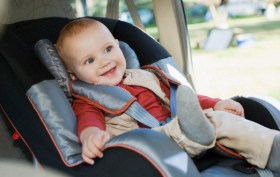 Child Car Safety Seat