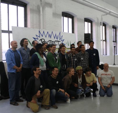 Winners of Project:Connect (photo: Krisa Kobeski)