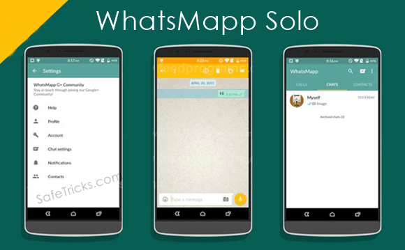Cara Menggunakan 2 Akun Whatsapp dalam 1 Handphone