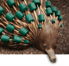 Corks on the quills of an Echidna = Safe–Really?