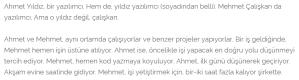Neden Türkiye'de Hasan Beyin Takımı Olur Da, Beyin Takımı Olmaz?