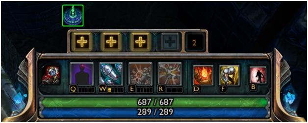 league of legends champion abilities