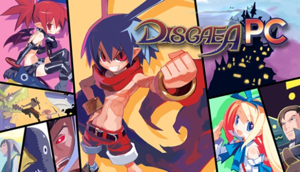 Disgaea for PC is out