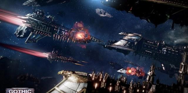 Battlefleet Gothin Armada Screenshot
