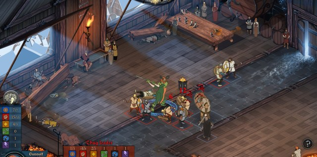 Banner Saga is back with third installment, support the Kickstarter campaign!