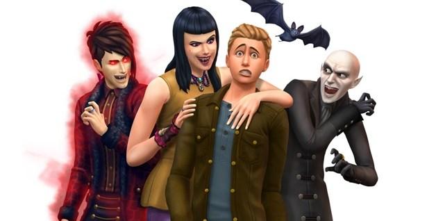 Sims Vampires