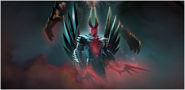 Terrorblade the Demon Marauder