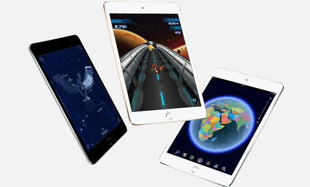 iPadmini 4-display