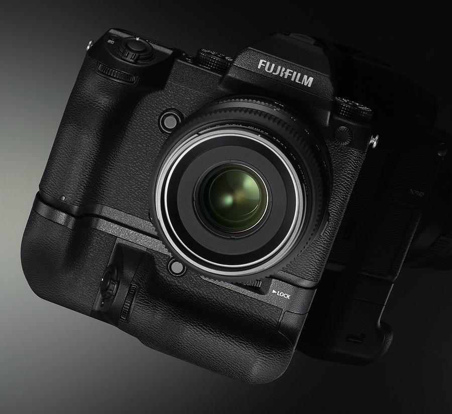 Photokina 2016: Fujifilm GFX 50S, è arrivata la medio formato