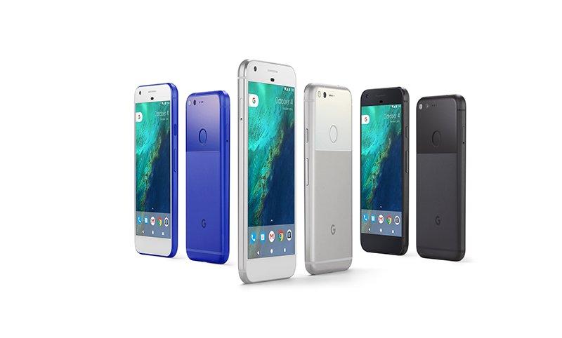 Google presenta i nuovi Pixel e Pixel XL