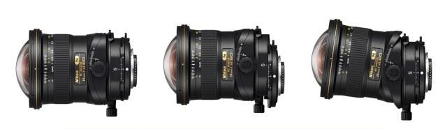 Nikon Nikkor PC 19mm Tilt Shift