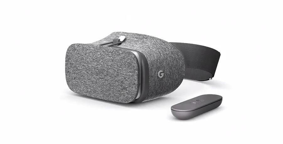 Google presenta Daydream View, il visore per la realtà virtuale