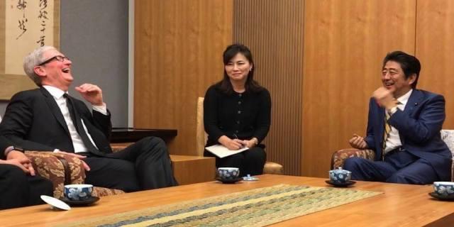 tim-cook-japanese-prime-minister