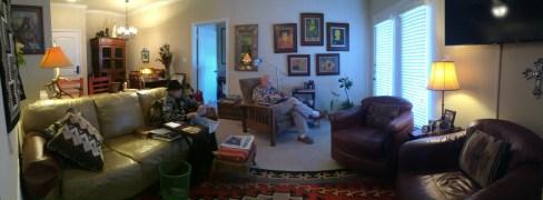 Retired Senior Couple in Granbury, TX Downsized into Apartment