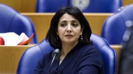 رئيسة برلمان هولندا