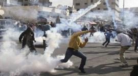 قمع إسرائيلي للفلسطينيين