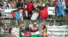 مظاهرة في الباسك
