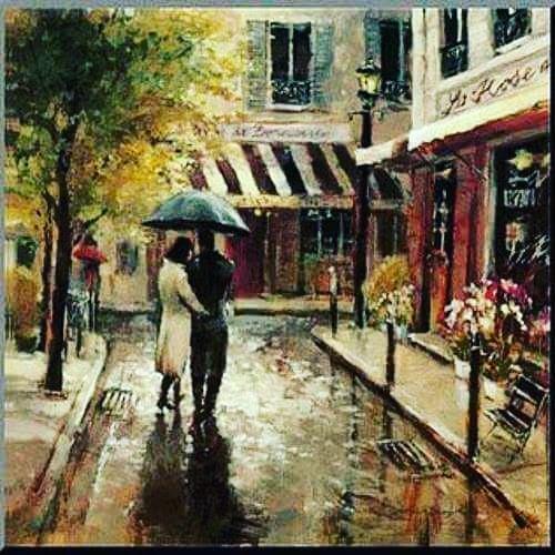 Yağmurlu bir istanbul günüydü,Yusufpaşa metro istasyonunda elinde şemsiyesi ve meraklı gözlerle beni bekliyordu,Sağına soluna bakıp,nereden karşısına çıkacağımı kestirmeye çalışıyordu sanki,O güne kadar ne istanbul nede ben böyle bir yağmur görmemiştik,Metrodan inip ağır adımlarla ona yaklaştıkça sanki yağmur daha bir şiddetleniyordu,Başını sağa çevirdiği sırada usulca soluna sokuldum,ve  anladım ki döndüğünde gözlerinde gördüğüm şimşekler di böylesine ıslanmama sebep,Tamamen kendiliğinden gelişen bir refleksle sımsıkı sarılıp boynunu koklamaktan alamadım kendimi,Oldukça şaşırmıştı ve bir o kadar da heyecanlıydı,Ama biliyorumdum titremesine sebep yağan yağmur değil,İçinde çağlayan duygularıydı,Üşümüştü elleri ve o buğday saçlarından damlayan taneler adeta içimde birikiyordu,Ve biz o gün öylesine değil harbiden sırılsıklamdık,Sonra saçma sapan bir cafe'ye sırf içinde şömine yanıyor diye giriverdik,Çayı da çok kötüydü üstelik,ama kimin umurundaydı ki,Aylardır görmediğim,Hayaline aşık olduğum,Sesinde kaybolduğum,Ve onunla var olduğum o kadın yanımdaydı artık,Hemen masanın yanındaki saksının dibinden bir deniz taşı alıp,  Çantasından çıkarttığı kalem ile isimlerimizi yazdı,Sonra tam karşımızda yanan şöminenin ateşine attı,Önce şaşırdım ve ne yaptığını anlamaya çalıştım,Tebessüm edip korkma seni yakmak için değil,Bir ömür birbirimize tutuşalım diye ateşe attım dedi,Ve haklı çıktı o gün bugündür içimde sönmek bilmeyen bir yangının sahibi şimdi o kadın,Ve ben o yüzden yağmuru,istanbul'u ve o şemsiyeli kadını çok seviyorum.Sinan Yıldızlı/Sahildeki Şair#Şair#Şiir #şiirsokakta#söz#edebiyat #güven #adamgibiadam #sadakat #repost #kadın #kadınım #Kitap#edebiyat #istanbul