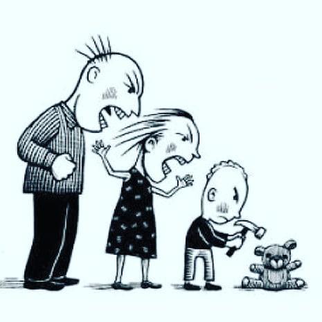 Lütfen unutmayalım...!Duyarlı bir ebeveyn olmak,Duyarlı bir eş olmak ile başlar.