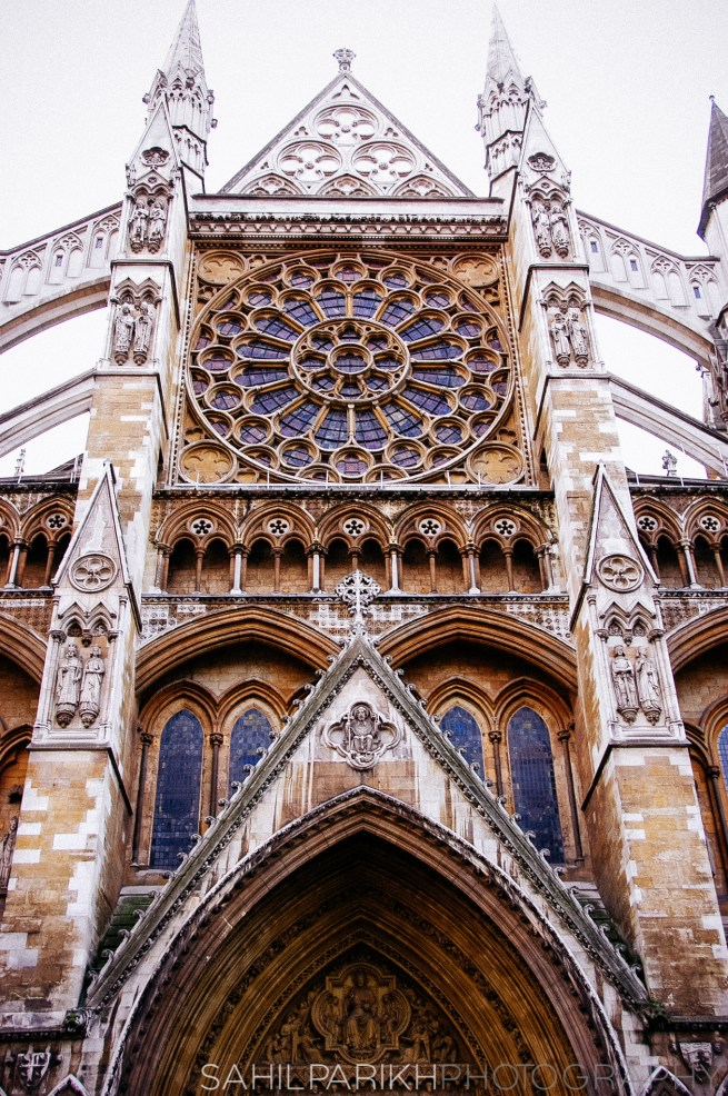 Westminster Doorstep