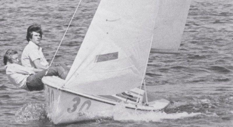 Profiles in Pro Sailing: Ken Legler