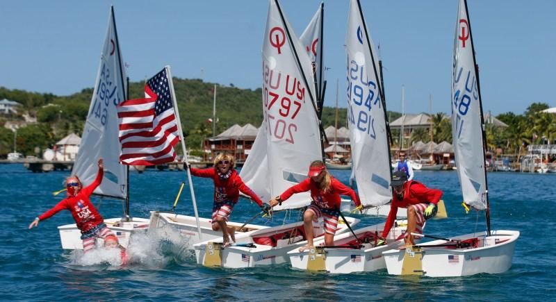 2016 Optimist North Americans Report & Results: Antigua