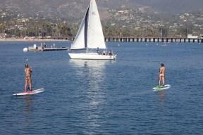 It's Hot in Santa Barbara