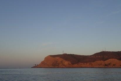 San Diego Point, Land Ho