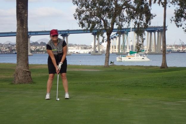 Golf at Coronado