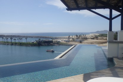 Infinity Pool at El Gonzo Hotel