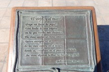 The Poem with the Sculpture