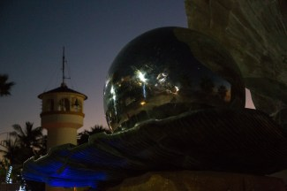 The Pearl Sculpture