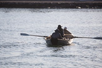 Rowing from San Felipe to La Paz