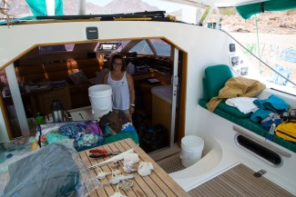 Boat Barf