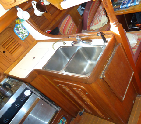new galley FINISH
