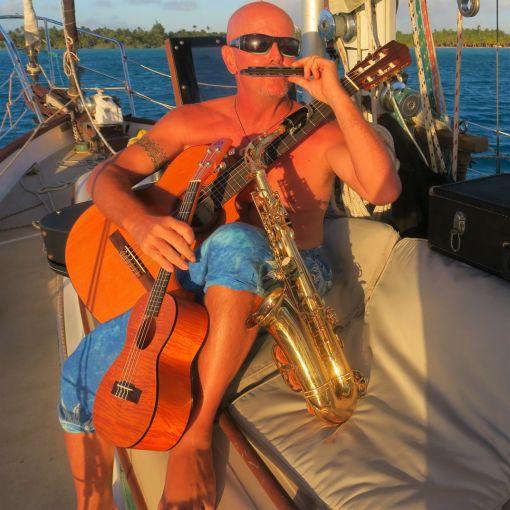 Music aboard