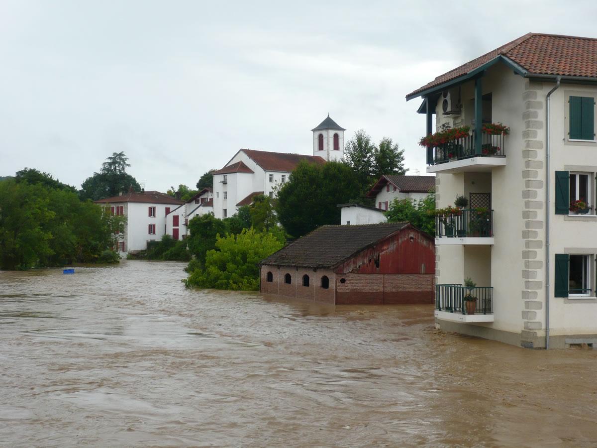 solidarit inondations saint palais amikuze saint palais au pays basque 64. Black Bedroom Furniture Sets. Home Design Ideas