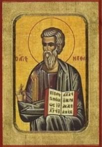 MATTHEW THE APOSTLE AND EVANGELIST