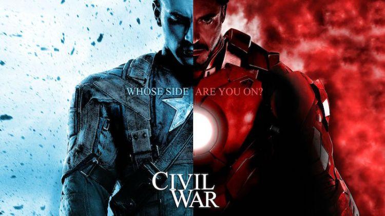 civilwarMarvel