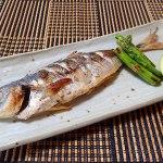 青魚と酸味(アジのマリネ焼き)