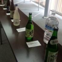 Taking the Sake Professional Course with John Gauntner