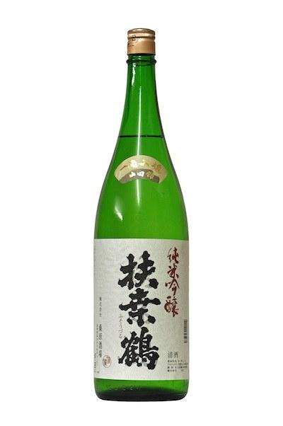 Fusotsuru Junmai Ginjo Yamadanishiki 25 BY