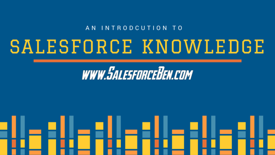 Introduction to Salesforce Knowledge