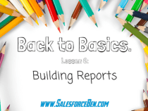 Back to Basics: Building Reports