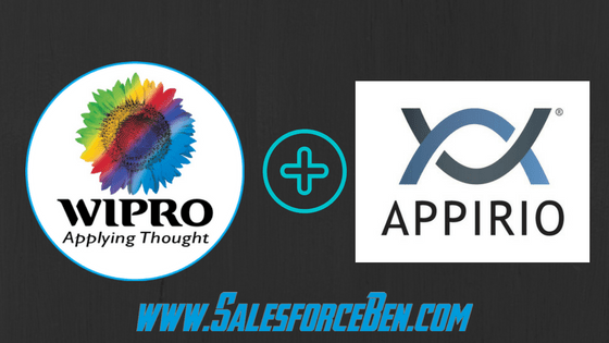 Appirio gets Acquired by Wipro