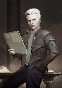 Karl Valvanchi, Science Fiction Hero